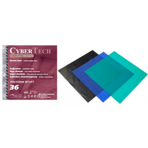 DIGA CYBERTECH 15X15 GREEN MEDIUM X36PZ  MENTA