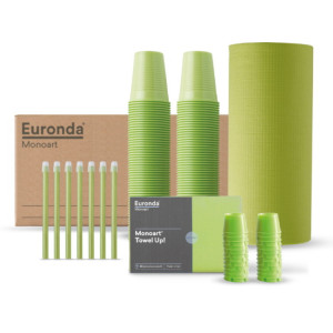 KIT MONOART DAILY COL.LIME